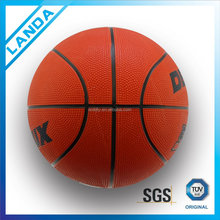 any logo printed kid toy rubber official size weight basketball