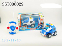 Remote Control Cartoon car ,Function Car Toys Cute Cartoon Car