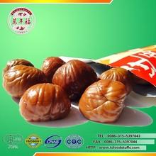 Arrosto sbucciate& salute snack-- castagno cinese