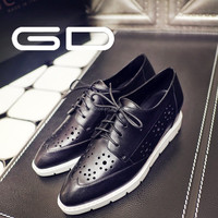 2015 New Fashion students style walking Slip-on sport shoes