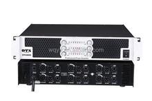 DPA6600 6channel 850W professional small audio Class D digital power amplifier