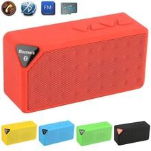 Wireless bluetooth mini Speaker mini-stereo audio Hands Free Super Bass Speaker Mic support FM/TF Card For IPHONE SAMSUNG phone