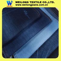 "B2137A-S big width dark blue polyester denim fabric true religion"" jeans 13"