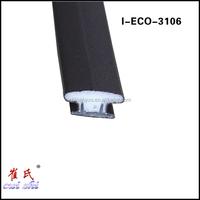 edge guard high-grade Wooden door rubber seals strip factory from china