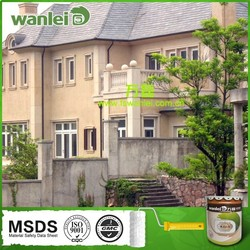Artistic conception exterior wall paint,beautiful paint colors