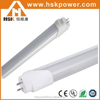 T8 led tube lamp Ul approved 4ft 20w cool white 110lm/w CE ROHS T8 smd led tube light