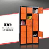 IGO-026 Movable Practical mifare locker lock