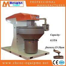 New generation of high capacity Chocolate MJ500 Ball Milling Machine