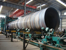 API 5L PSL2 X70 Spiral Welded Steel Pipe with 3PE anticorrosive Coating