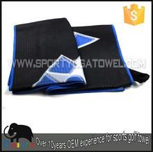Design own brand outdoor activities gift sports towel