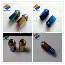 price for titanium wheel nuts/lug nut GR5 M14/M12