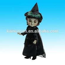 """Bruxa má boneca de porcelana boneca do vintage 20 """" para a venda"""