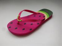 Cheap Children EVA flip flops New design wholesale cute kids beach slipper