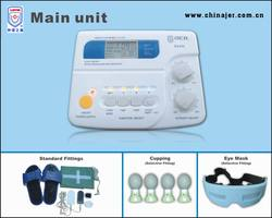 home use physiotherapy pulse massager EA-F24 with CE