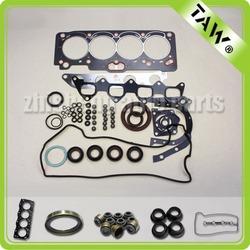 Complete engine parts gasket full set gasket for TOYOTA 04111-16231 4AFE 1.6L 16V engine