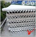De pvc-u de materia prima tubería de drenaje de los sistemas de china proveedor de gran diámetro de tubería de pvc