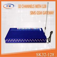 Anti BIg promotion !Sim Blocking!! goip gsm gateway ,32-128 gateway gsm ,skyline goip gsm gateway
