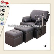 Factory price spa pedicure sofa for nail salon