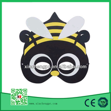 cute animal shape EVA foam party mask for kids gift