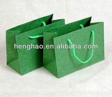 Paper bag christmas ornaments