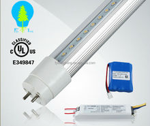 LED emergency tubes - CE RoHS UL/cUL- Epistar SMD2835 - 180mins extension