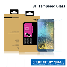 2.5D Explosion-proof 9H screen guard for Samsung Galaxy E7 Tempered Glass screen protector,for samsung E7 screen protector