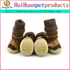 New designer winter dog boots for big dogs