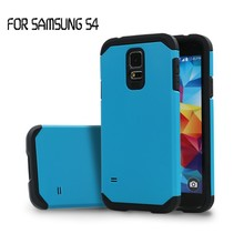 Hot selling!Slim Colorful armor phone cases for samsung s4,cover for galaxy s4 case