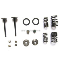 hot sale motorcycle engine valve for 150cc