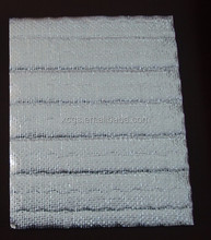 Fireproof Insulation Board Silver Alu Foil/ Bubble /Woven Factory Roof Material
