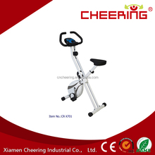 Hot china products wholesale manual control recumbent bike latest products in market
