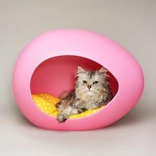Different colors cat pet house room, pet house for cat
