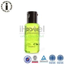 Custom Plastic Empty Shampoo Bottles Wholesale Travel Packaging