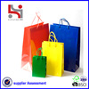Dongguan factory Haiying oem eco packaging carry tote paper shaping bag