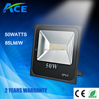 New generation competitive price outdoor waterproof led reflector ip65 50w led floodlight