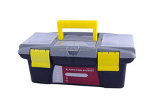 "Yiwu factory manufacture 13"" plastic tool box,plastic tool case,plastic tool kits"