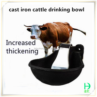 high quality cattle farm equipment cow drinking trough stainless steel automatic cattle water trough