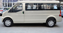 Hot Sale High Grade 11 Seats Mini Van With Petrol Engine