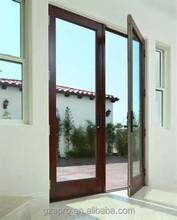 Cheap custom doors house interior door side hung casement window