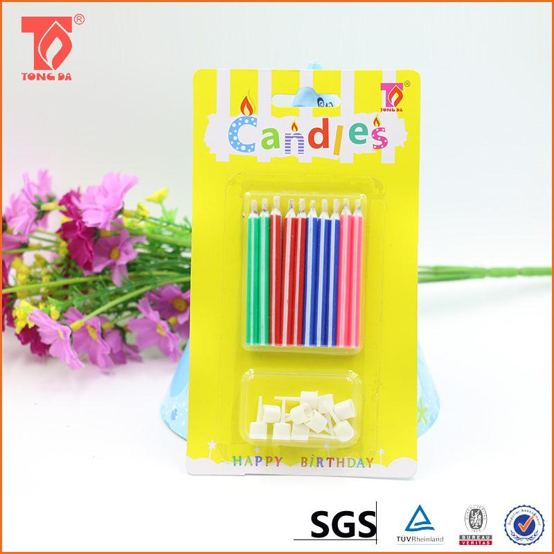 Creative birthday candle birthday decorative taper candle for gift items buy creative birthday - A buying guide for decorative candles ...