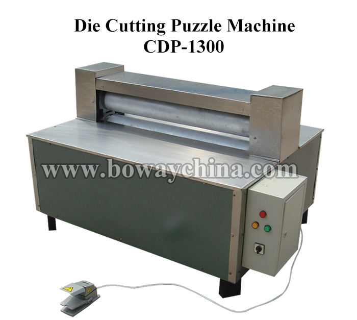 electric puzzle machine CDP-1300