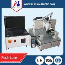 cnc 3040 cnc engraving machine , USB port window 7, 4 axis