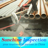 Construction Materials Inspection & Laboratory Testing - Sunchine Inspection Extensive Quality Control Background and Expertise