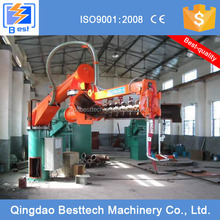 10 t/h S28 continuous casting resin sand mixing machine
