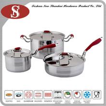 8Pcs china novelties prima cookware