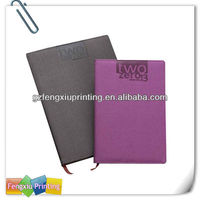 Customized Genuine Leather Cover Notebook