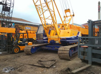 55T Chinese famous brand KOBELCO 7055truck crane for sale