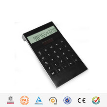 Hairong high quality 10 digit two power solar power 25 keys desktop calculator
