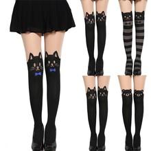 Woman Cute Animal Pantyhose Japan Sexy Party Tail Stockings Print long legs sexy Stockings SV009661