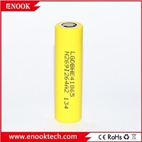 2015 In stock 18650 he4 35A rechargeable li-ion battery the best 3.7V 18650 lithium battery